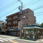 西武多摩湖線「武蔵大和」駅徒歩4分 貸店舗・事務所 1F路面店舗